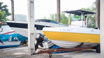 Manutenção de Barcos
